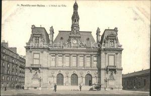 Neuilly sur Seine Hotel de Ville Kat. Neuilly sur Seine