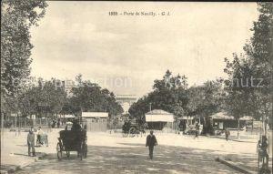Neuilly sur Seine Porte de Neuilly Bois de Boulogne Kat. Neuilly sur Seine