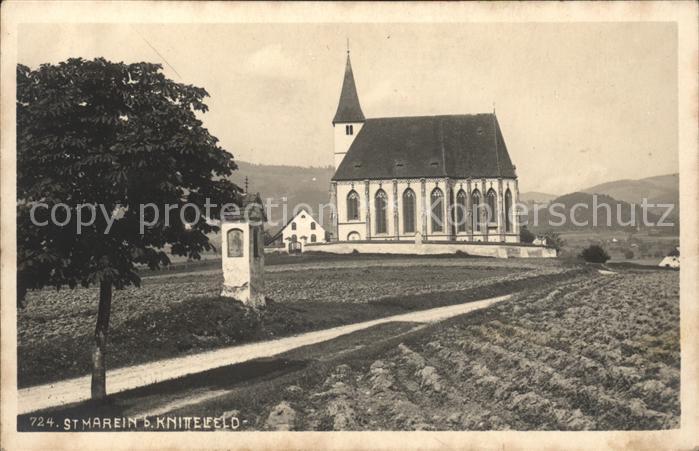 Sankt Marein Knittelfeld Kirche
