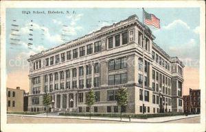 Hoboken New Jersey High School Kat. Hoboken