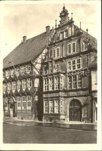 Hameln Museum und Stiftsherrenhaus Kat. Hameln