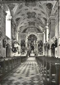 Stainz Dekanatskirche Inneres Kat. Stainz