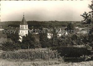 Rohr Hartberg Teilansicht Kirche Kat. Rohr bei Hartberg