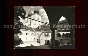 Millstatt Kaernten Stiftskirche Hof Kat. Millstatt Millstaetter See