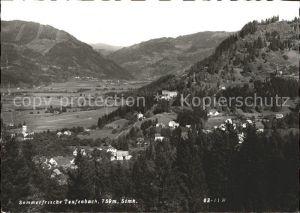 Teufenbach Panorama Kat. Teufenbach