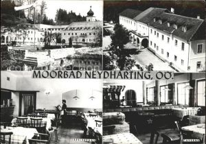 Bad Wimsbach Neydharting Moorbad Speisesaal Taverne Kat. Bad Wimsbach Neydharting