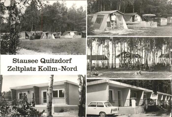Quitzdorf See Zeltplatz Kollm Nord am Stausee Camping Ferienhaus Kat. Quitzdorf See
