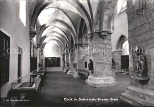 Krems Donau Gotik in oesterreich Bauwerke Kirche Kat. Krems an der Donau