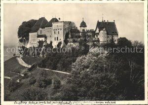 Lenzburg Schloss Lenzburg Kat. Lenzburg