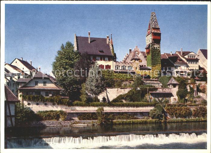 st05333 Bremgarten AG Aargau Kategorie. Bremgarten Alte Ansichtskarten 0