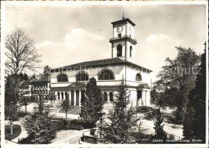 Heiden AR Evang. Kirche / Heiden /Bz. Vorderland