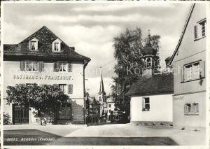 Altstaetten SG Gasthaus zum Frauenhof Kat. Altstaetten