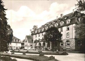 Bad Orb Sanatorium Kueppelsmuehle Annenhof Kat. Bad Orb