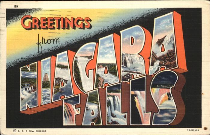 Niagara Falls Ontario Niagara Falls / Niagara Falls Canada /