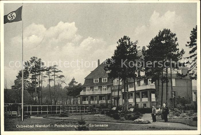 Ostseebad Timmendorfer Strand Posterholungsheim Haus