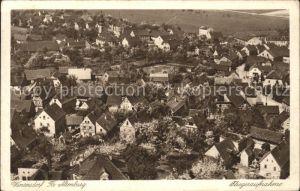 Wintersdorf Meuselwitz Fliegeraufnahme Brockhaus Luftbild 2083 / Wintersdorf Meuselwitz /Altenburger Land LKR