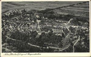 Nebra Unstrut Fliegeraufnahme / Nebra Unstrut /Burgenlandkreis LKR
