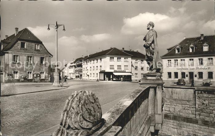 Bruchsal Nach Karlsruhe
