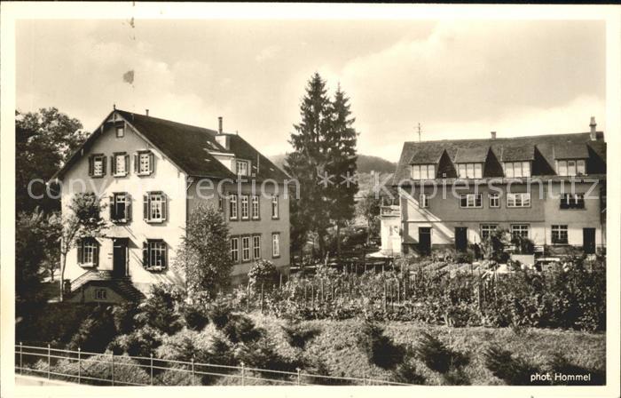 Wuestenrot Alters- u. Erholungsheim Bethanien / Wuestenrot /Heilbronn LKR