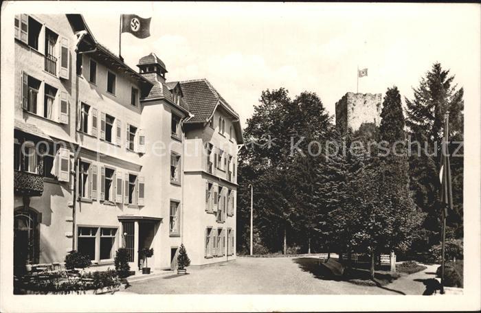 Hornberg Schwarzwald Gauschule Hornberg / Hornberg /Ortenaukreis LKR