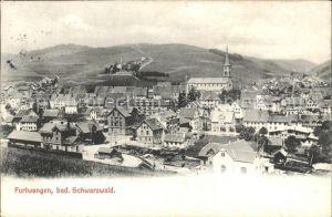 Furtwangen  / Furtwangen im Schwarzwald /Schwarzwald-Baar-Kreis LKR