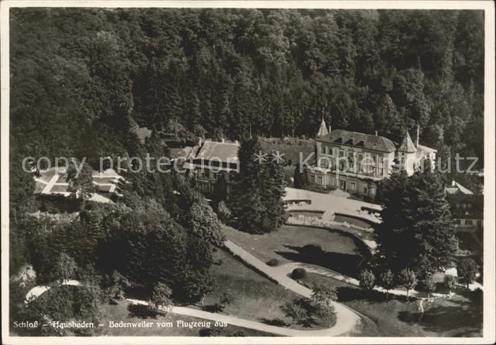 Ak Badenweiler im Kreis Breisgau Hochschwarzwald Kurhaus