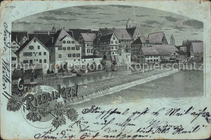 Riedlingen Donau  / Riedlingen /Biberach LKR