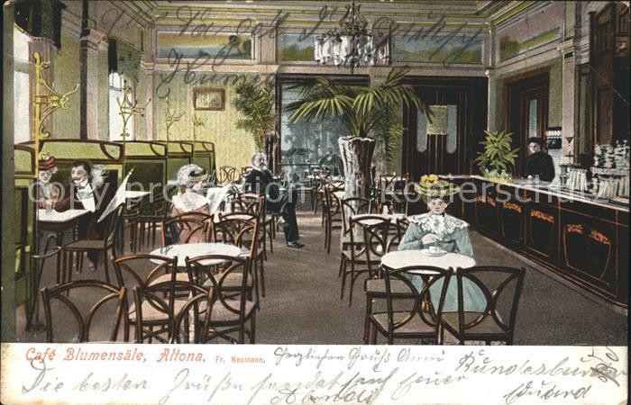85651 ak altona eimsb ttel hamburg kaiser caf 1912 nr 232624686819 oldthing. Black Bedroom Furniture Sets. Home Design Ideas