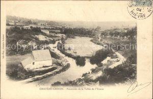 Chateau-Chinon Campagne Panorama de la Vallee de l'Yonne / Chateau-Chinon(Campagne) /Arrond. de Chateau-Chinon