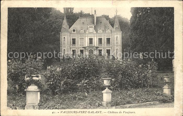 Vaujours Chateau / Vaujours /Arrond. du Raincy