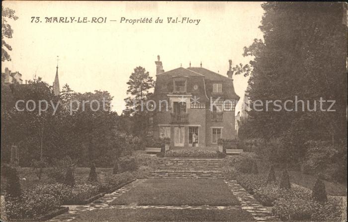 Marly-le-Roi Propriete du Val Flory / Marly-le-Roi /Arrond. de Saint-Germain-en-Laye