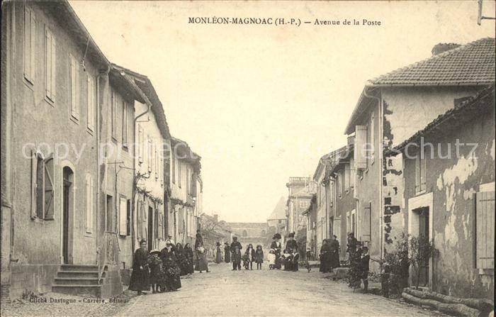 Monleon-Magnoac Avenue de la Poste / Monleon-Magnoac /Arrond. de Tarbes