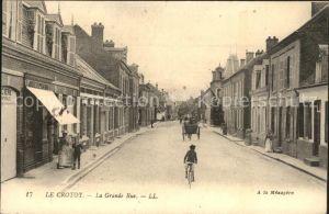 Le Crotoy La Grande Rue / Le Crotoy /Arrond. d Abbeville