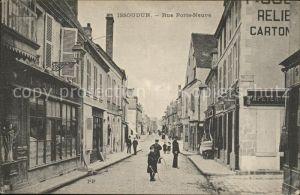 Issoudun Indre Rue Porte Neuve / Issoudun /Arrond. d Issoudun