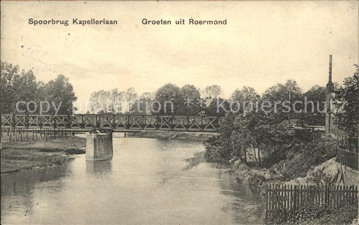 Roermond Spoorbrug Kapellerlaan / Roermond /