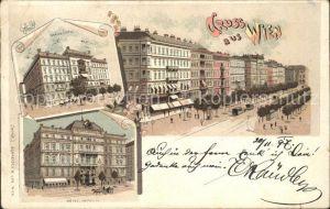 Wien Grand Hotel Hotel Imperial / Wien /Wien