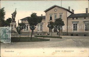 Euskirchen Bahnhof Kriegerdenkmal / Euskirchen /Euskirchen LKR