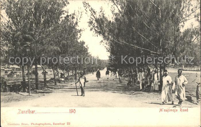 Zanzibar M' najimoja Road / Zanzibar /