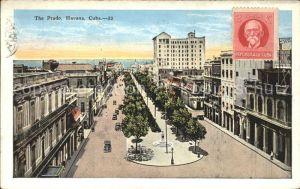 Havana Habana The Prado Boulevard / Havana /