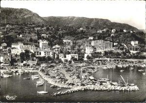 Le Lavandou Le Port vue aerienne / Le Lavandou /Arrond. de Toulon