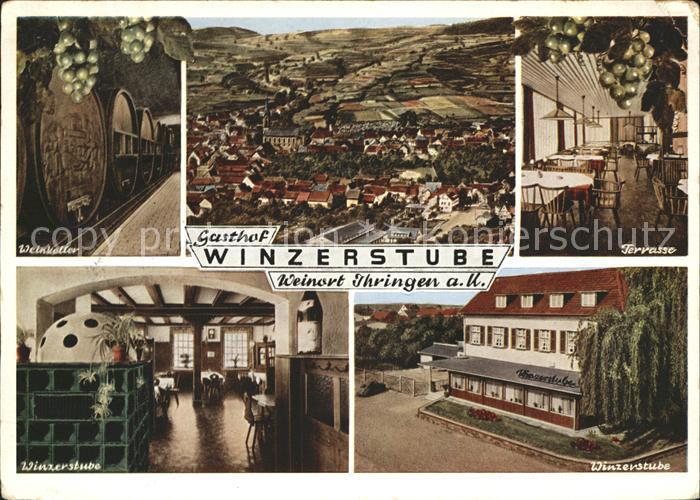 Ihringen Gasthaus Winzerstube / Ihringen /Breisgau-Hochschwarzwald LKR