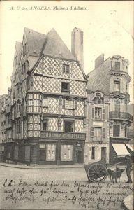 Angers Maison d'Adam / Angers /Arrond. d Angers