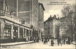 Chambery Savoie Place du Marche Couvert / Chambery /Arrond. de Chambery