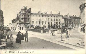 Bourg-en-Bresse Square Lalande / Bourg-en-Bresse /Arrond. de Bourg-en-Bresse
