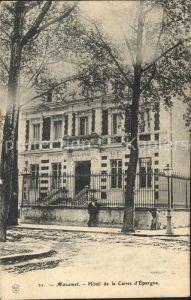 Mazamet Hotel de la Caisse d'Epargne / Mazamet /Arrond. de Castres
