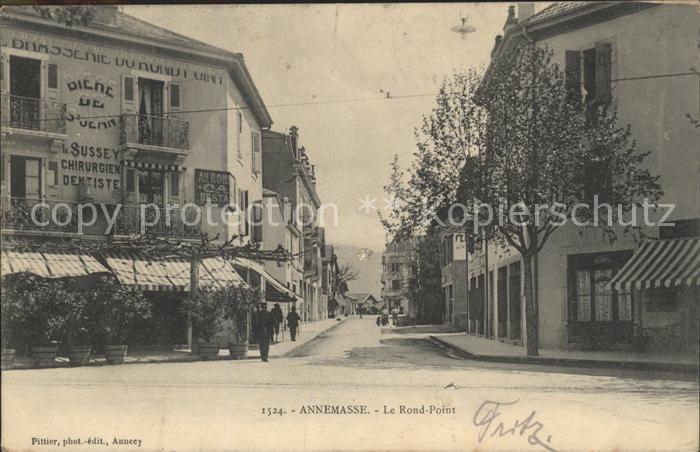 Annemasse Le Rond Point / Annemasse /Arrond. de Saint-Julien-en-Genevois