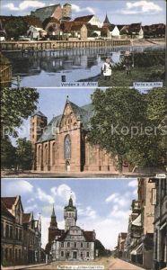 Verden Aller Aller Rathaus / Verden (Aller) /Verden LKR