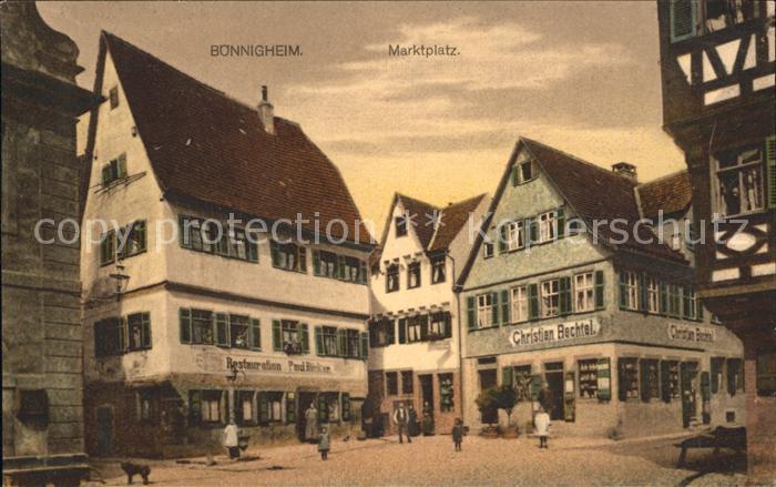 boennigheim boennigheim marktplatz x boennigheim ludwigsburg lkr nr cx23489 oldthing. Black Bedroom Furniture Sets. Home Design Ideas