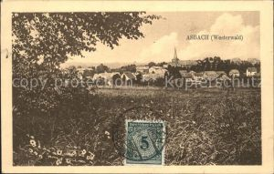 Asbach Westerwald  / Asbach /Neuwied LKR