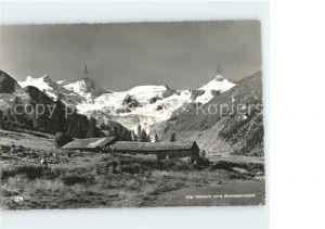 Pontresina Alp Misaun und Roseggruppe Berninagruppe Kat. Pontresina
